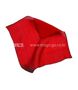 Silk 36인치 빨강 (일본산) Silk 36 inch red made in Japan